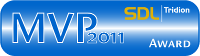 MVP award 2011 signature logo